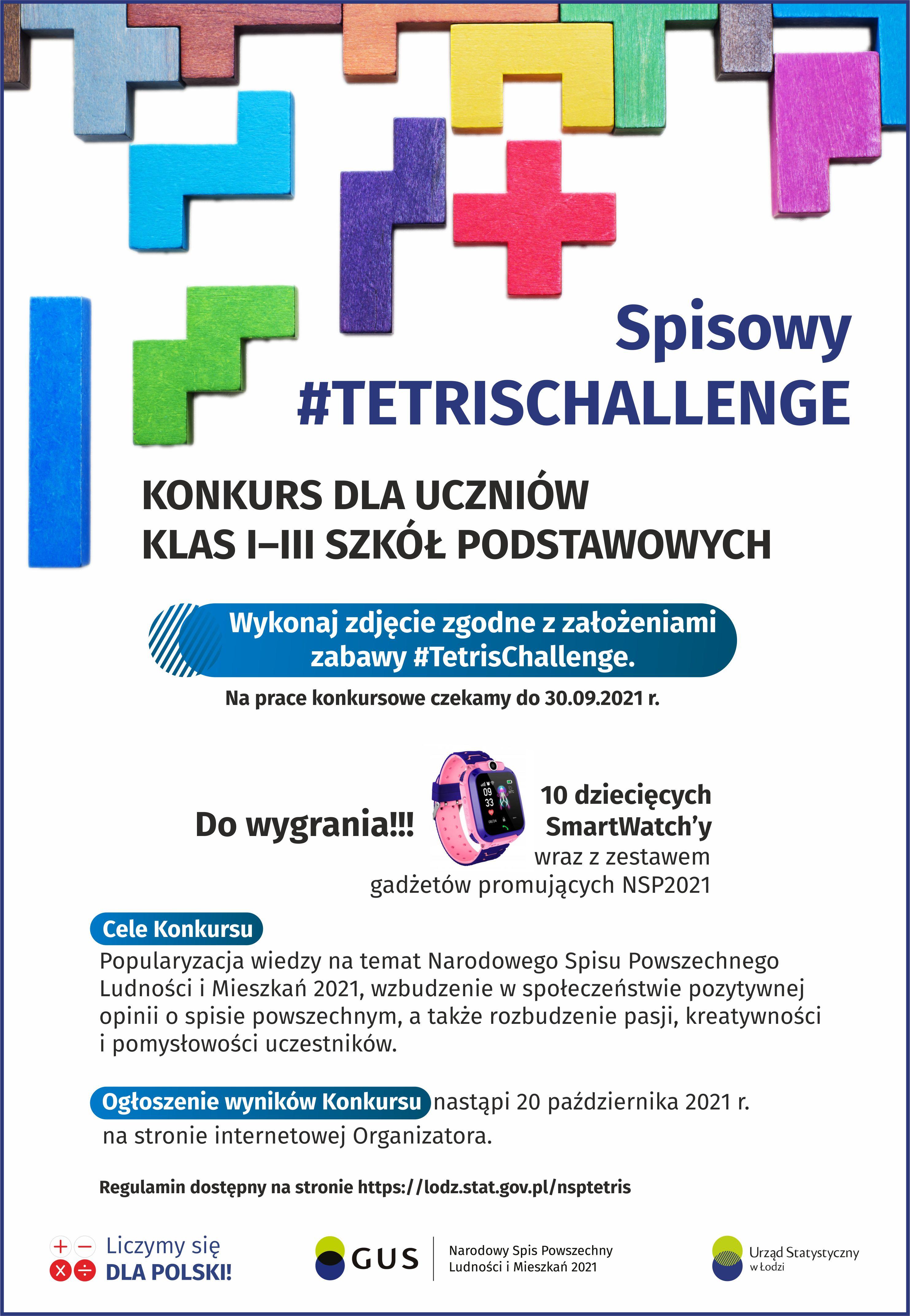 Konkurs dla uczniów klas I - III